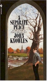 """Envy and Jealousy…Do They Belong in a Friendship?"" A review of, ""A Separate Peace,"" by John Knowles"