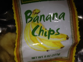 Banana Chip Binge & God
