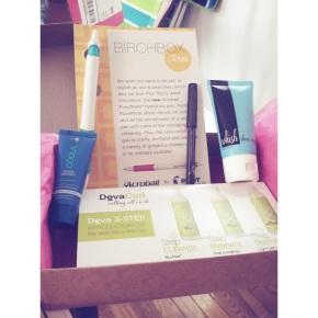 {My May Birchbox}